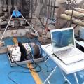 Instalação de piezometro