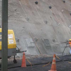 Empresa de concreto projetado