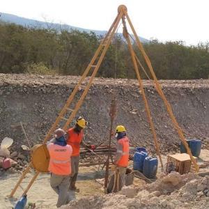 Empresa de instrumentação geotécnica